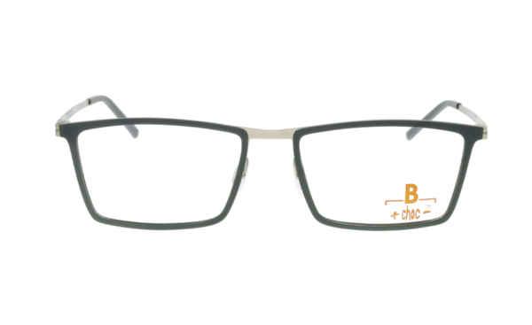 Brille +choc- C487 dunkelgrau matt |Brillenmann
