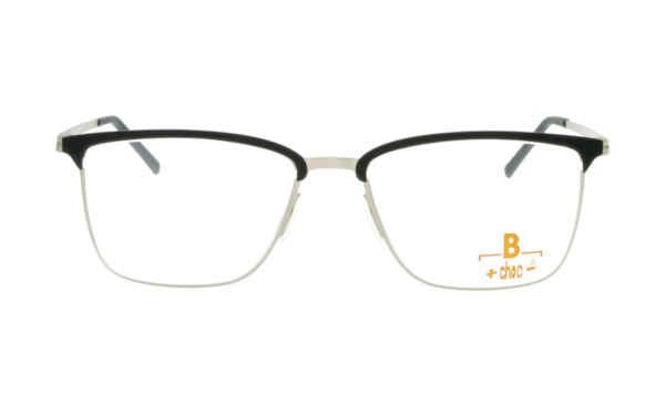Brille +choc- C488 oberer Rand schwarz