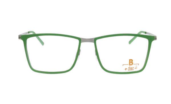 Brille +choc- C489 grün matt |Brillenmann