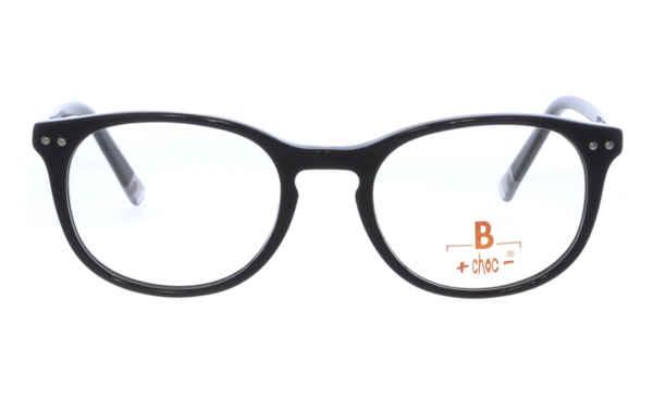 Brille +choc- C533 schwarz glänzend |Brillenmann