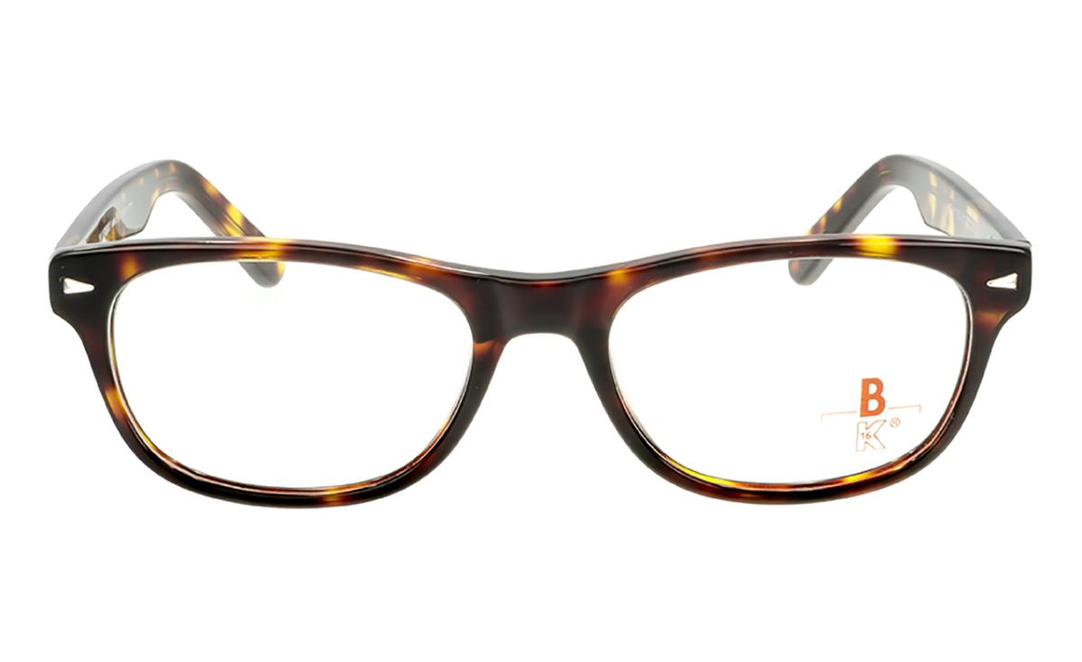 Brille K16 K1195 havanna glänzend  Brillenmann