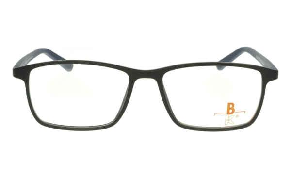 Brille K16 K1327 schwarz matt |Brillenmann