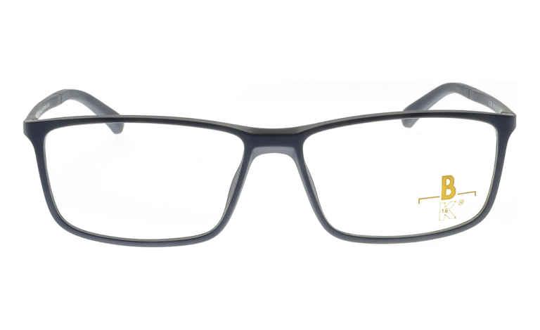 Brille K16 K1361 blau matt |Brillenmann