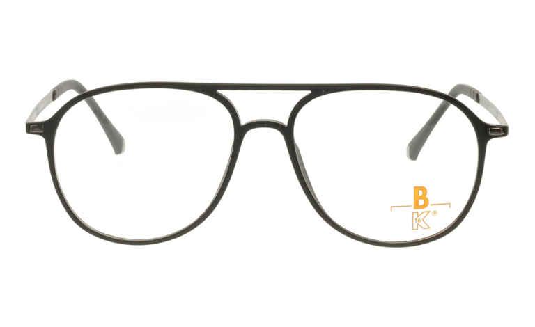 Brille K16 K1375 schwarz matt  Brillenmann
