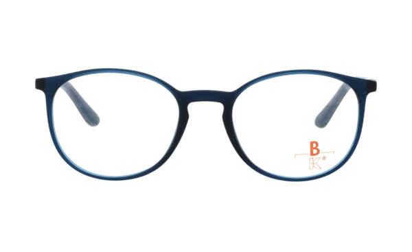 Brille K16 K1386 blau matt |Brillenmann