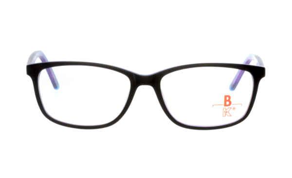 Brille K16 K1396 schwarz matt  Brillenmann