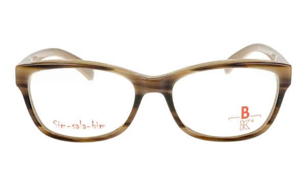 Brille Sim-sala-bim K7F017 braun gemustert