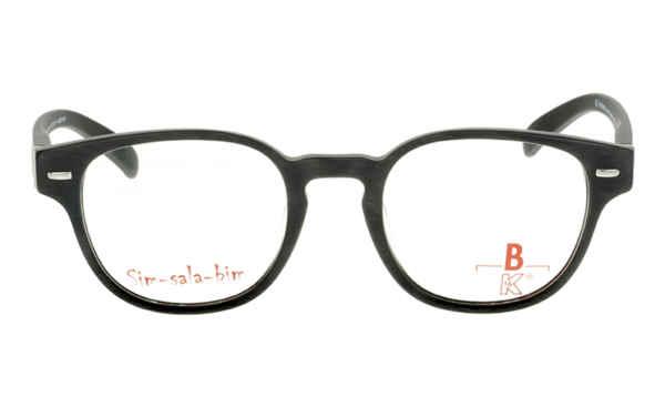 Brille Sim-sala-bim K7F018 schwarz matt |Brillenmann