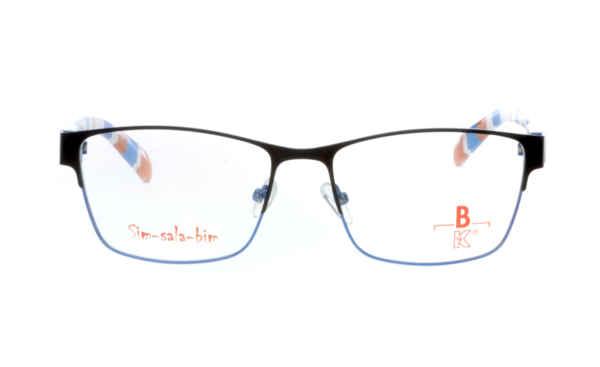 Brille Sim-sala-bim K7F022 oben schwarz