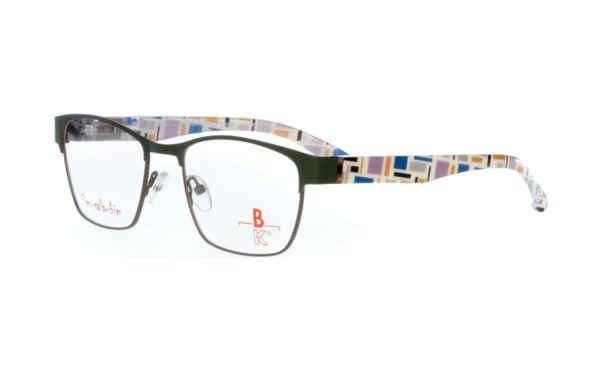 unten braun matt |Brillenmann
