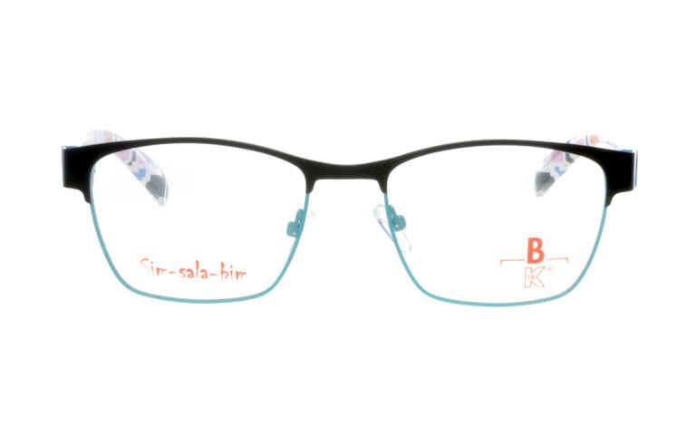 Brille Sim-sala-bim K7F025 oben schwarz
