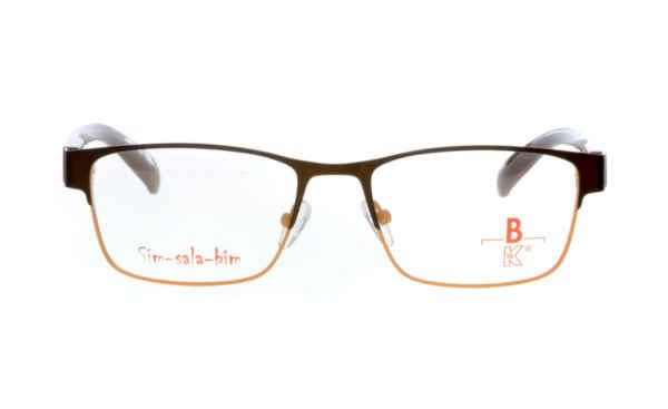 Brille Sim-sala-bim K7F027 oben braun