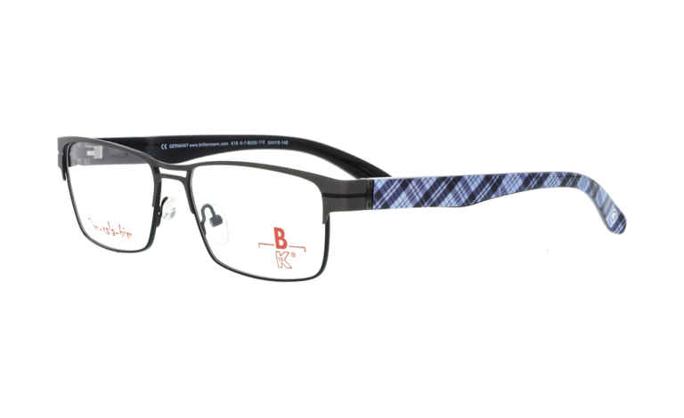 unten schwarz matt |Brillenmann