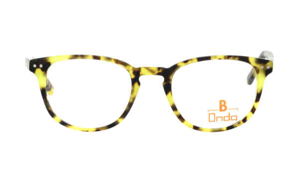 Brille Onda ON3002 havanna gelb matt | Brillenmann