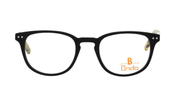 Brille Onda ON3002 schwarz matt | Brillenmann