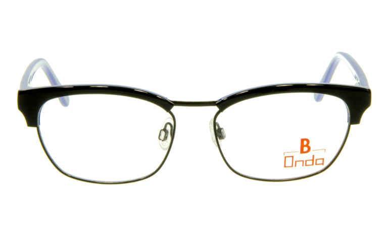 Brille Onda ON3011 schwarz matt |Brillenmann
