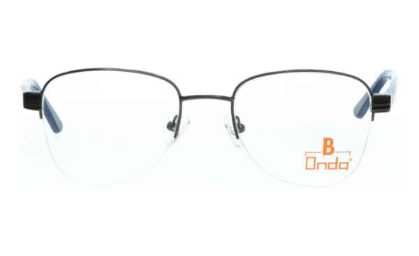 Brille Onda ON3013 gun matt | Brillenmann
