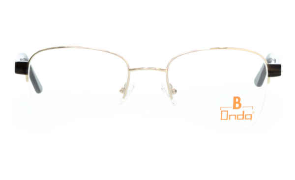 Brille Onda ON3013 gold glänzend | Brillenmann