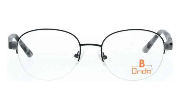 Brille Onda ON3014 schwarz matt | Brillenmann