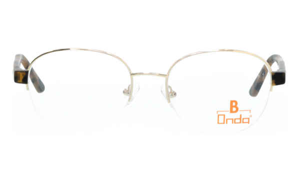 Brille Onda ON3014 gold glänzend | Brillenmann