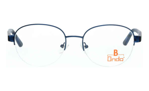 Brille Onda ON3014 dunkelblau matt | Brillenmann