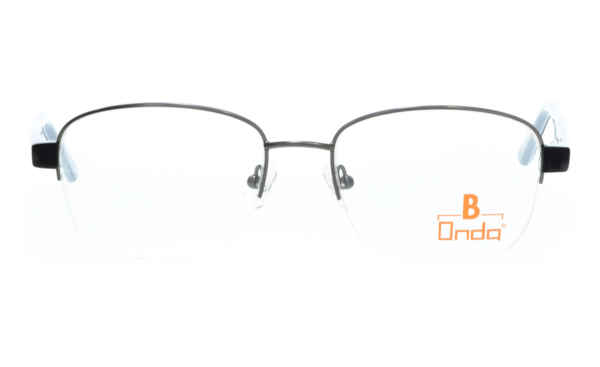 Brille Onda ON3015 gun matt | Brillenmann