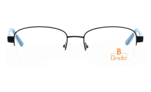 Brille Onda ON3015 schwarz matt | Brillenmann