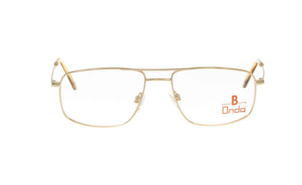 Brille Onda ON3020 gold glänzend | Brillenmann
