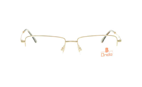 Brille Onda ON3022 gold glänzend | Brillenmann