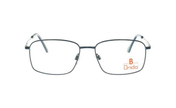 Brille Onda ON3023 blau glänzend | Brillenmann