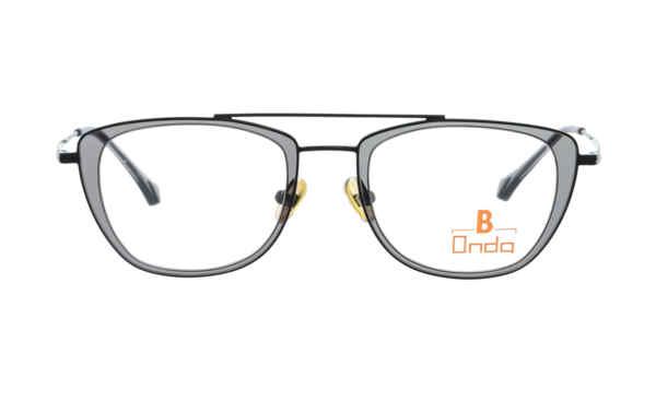 Brille Onda ON3025 Augenränder grau