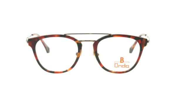 Brille Onda ON3027 Augenränder Acetat Havanna rot |Brillenmann