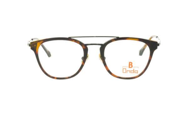 Brille Onda ON3027 Augenränder Acetat Havanna braun |Brillenmann