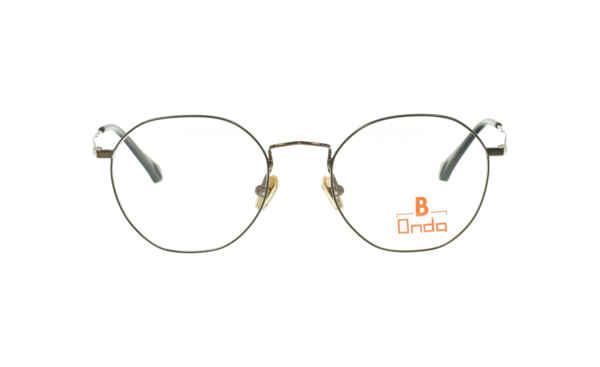 Brille Onda ON3033 Augenränder schwarz |Brillenmann