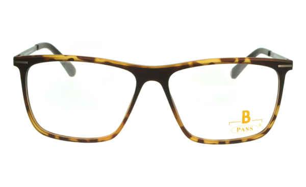 Brille P·A·S·S P455 havanna matt |Brillenmann