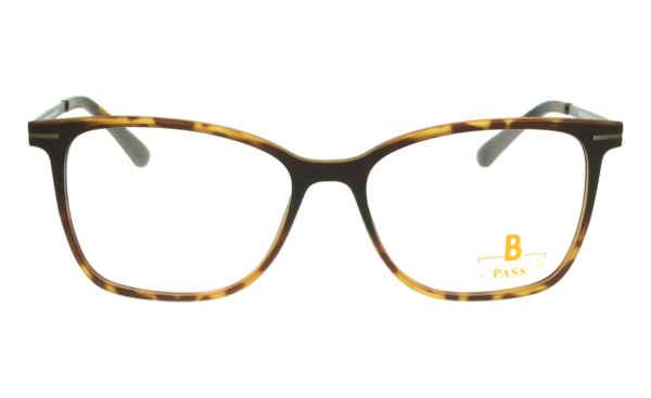Brille P·A·S·S P456 havanna matt |Brillenmann