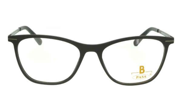 Brille P·A·S·S P459 schwarz matt |Brillenmann
