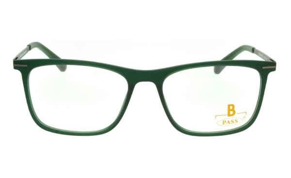 Brille P·A·S·S P461 dunkelgrün matt |Brillenmann