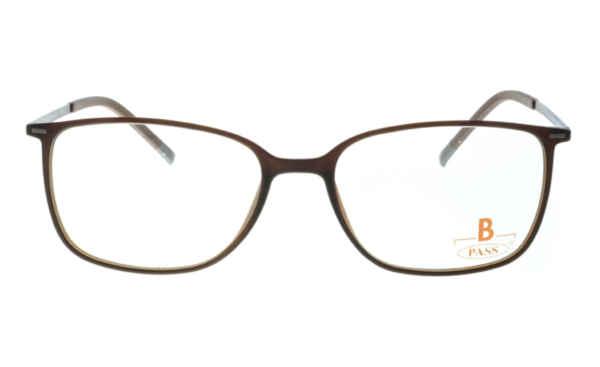 Brille P·A·S·S P472 braun matt |Brillenmann