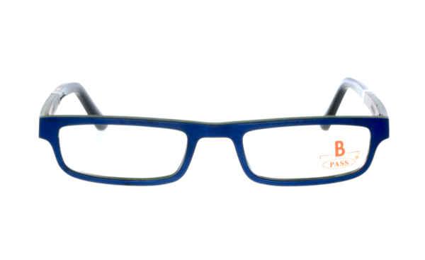 Brille P·A·S·S P505 Ahorn blau |Brillenmann