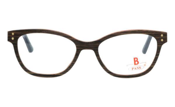 Brille P·A·S·S P508 Wenge  Brillenmann