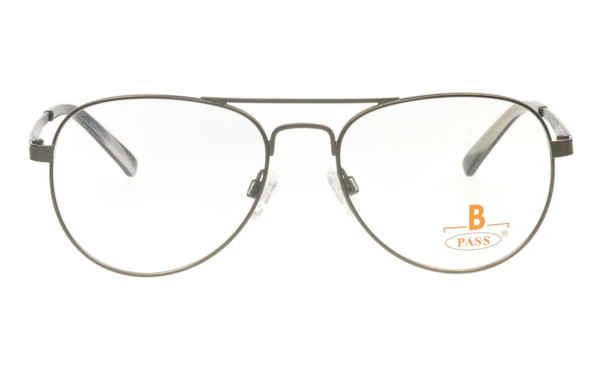 Brille P·A·S·S P556 gold glänzend |Brillenmann