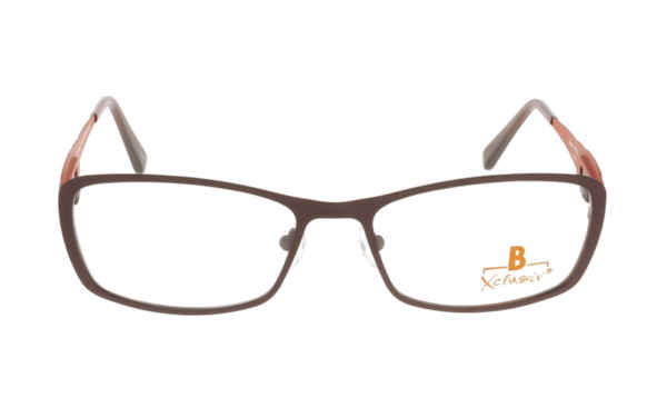 Brille Xclusiv XCF14 bordeaux matt | Brillenmann