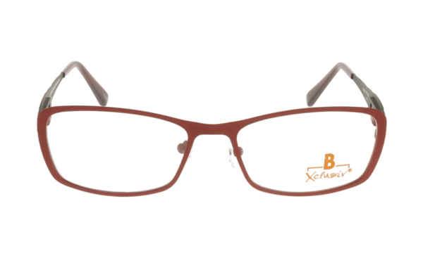 Brille Xclusiv XCF14 rot matt |Brillenmann