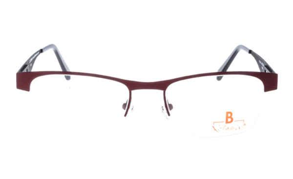 Brille Xclusiv XCF15 rot matt |Brillenmann