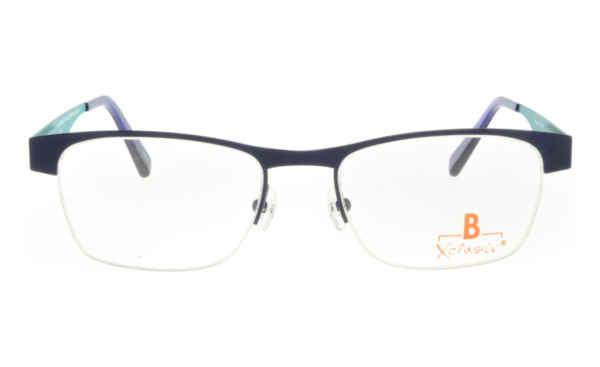Brille Xclusiv XCF15 blau matt |Brillenmann