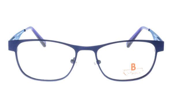 Brille Xclusiv XCF16 dunkel blau matt |Brillenmann