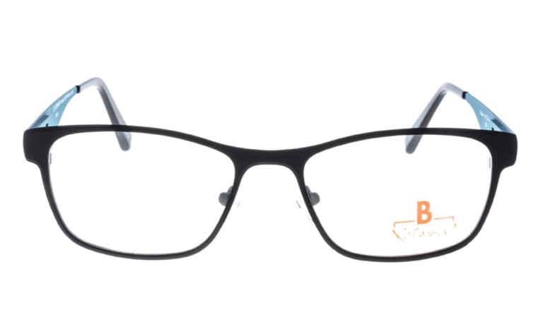 Brille Xclusiv XCF17 schwarz matt |Brillenmann