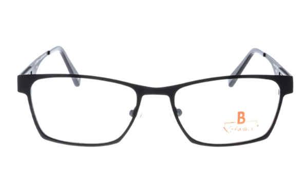 Brille Xclusiv XCF19 schwarz matt |Brillenmann