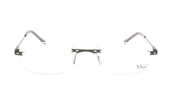 Brille XXL XXL1000 graubraun seidenmatt |Brillenmann